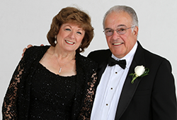 Sam Bergami Jr. '85 EMBA and Lois Bergami