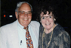 Robert J. Cole '60 BS and Eileen P. Cole